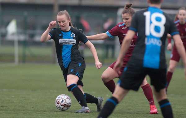20200208 - Club Brugge Vrouwen - KRC Genk Ladies