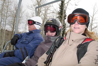 Mates Ski Trip - Nov. 2006