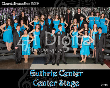 Guthrie Center - Center Stage
