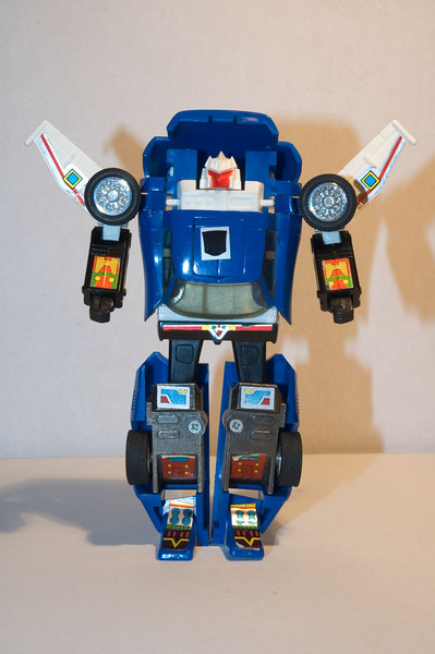 Transformers Autobot, Tracks