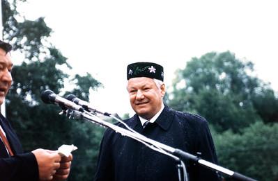 Шаймиев Ельцин