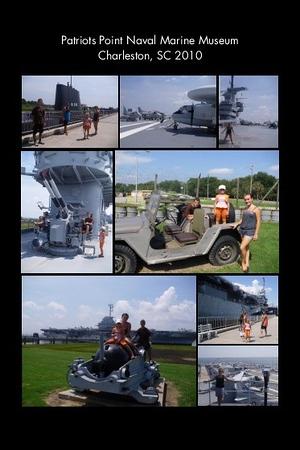 SC, Charleston - Patriots Point Naval Marine Museum