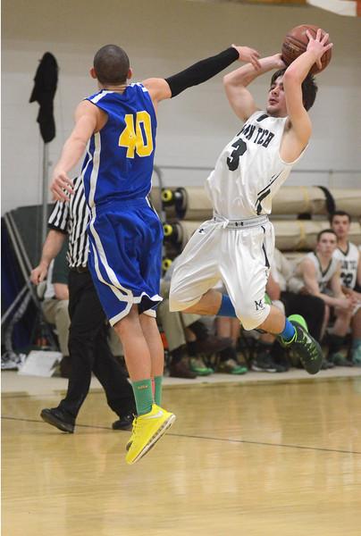 McCann boys basketball vs Gateway-012314