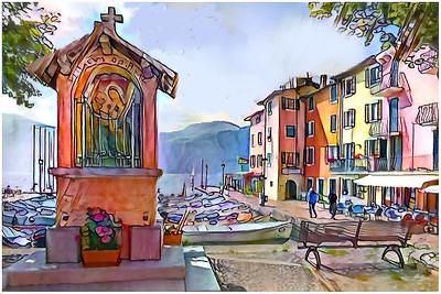 Garda Lake - Brenzone Fantasy