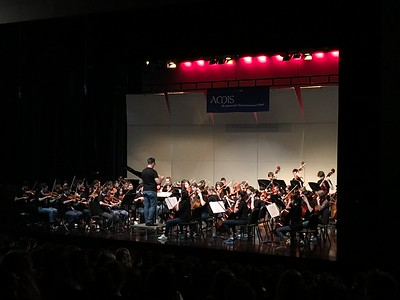 European Middle School Honor Orchestra