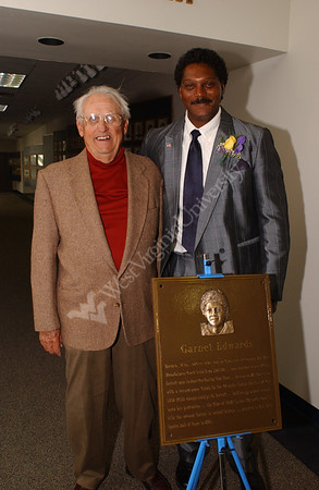 21734 Hall of Fame Induction Ceremony and Portraits