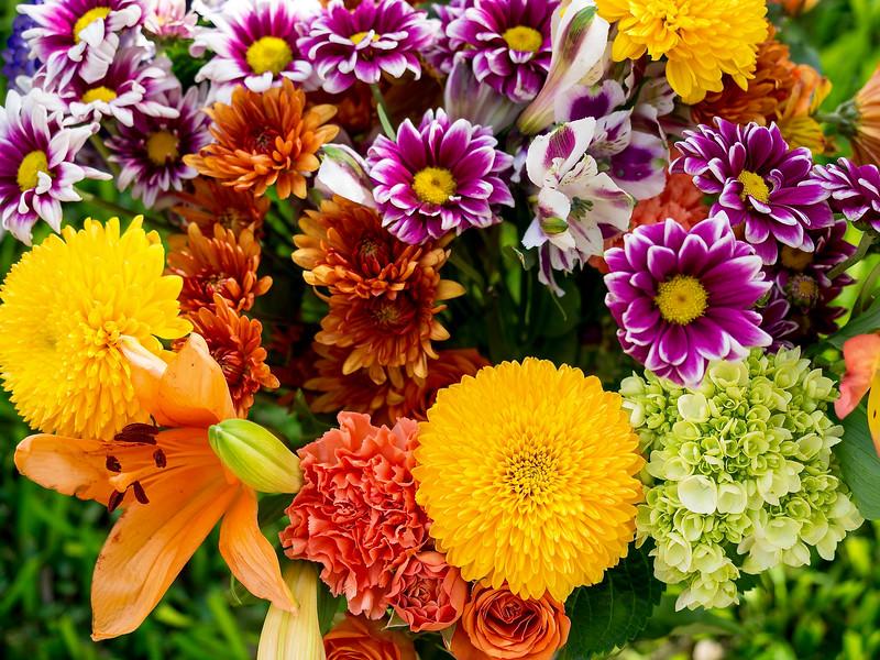 21st Wedding Anniversary Flowers 2016