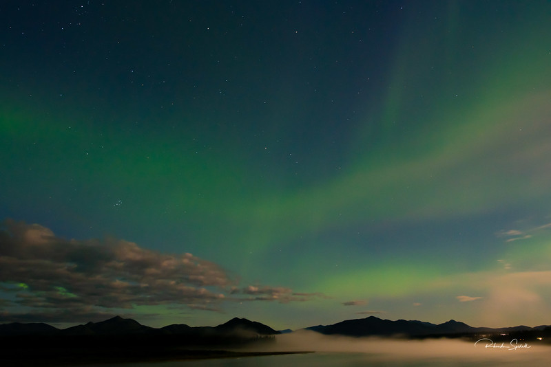 Northern Lights Bring Strange Sights
