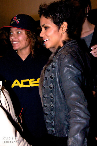 """Frankie & Alice"" 2011 Golden Globe Nomination with Halle Berry"