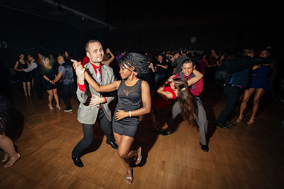 2015 - Cal Poly Salsa Social
