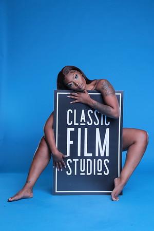 2020-03-19 - 2 Hour Studio Photo Shoot at Classic Film Studios by Hakim Wilson