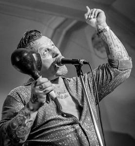 Jack Rabbit Slim at The Hot Rod Hayride 2015