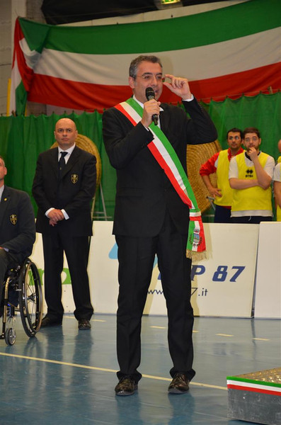 Campionati Italiani Para Archery - i titoli assoluti