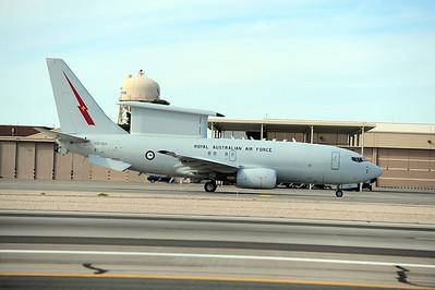 "Royal Australian Air Force Boeing 737 ""Wedgetail"""