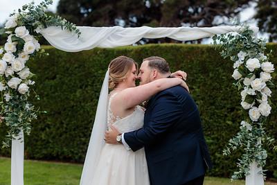 Laura and Brad - Wedding