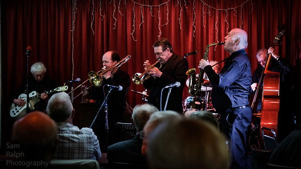 Rochdale Jazz Club - Wirrorleans Jazz Band