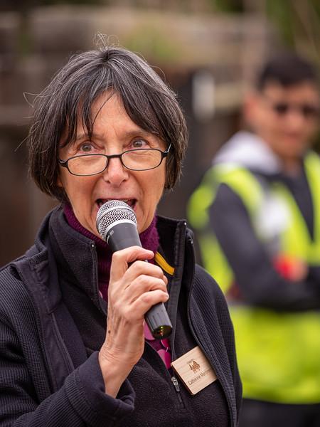 Catherine Martineau, Executive Director of Canopy