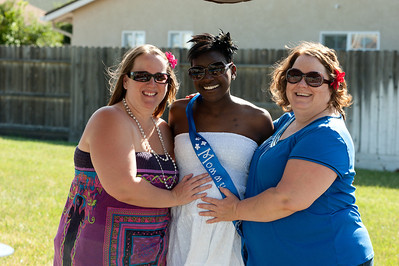 Mystee's Baby Shower [Paso Robles Family Photography]