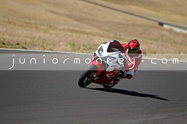 Honda - Red White F4i