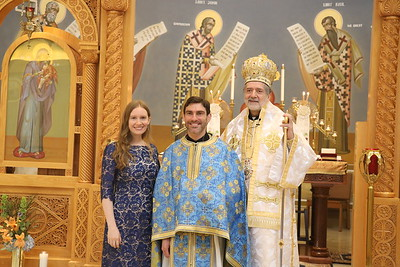 Ordination of Father Bryce Buffenbarger to the Priesthood