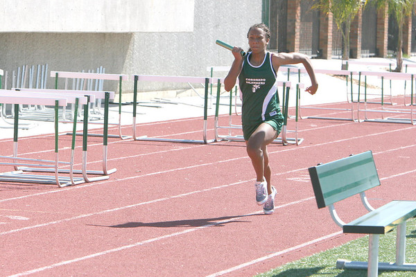 2007 Islander Track Dual Meet with Clairemont