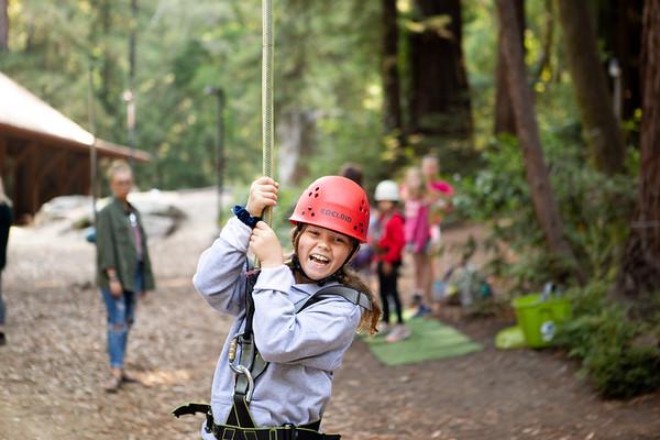 2018 Redwood Camp Week 9 Juniors - August 12-18