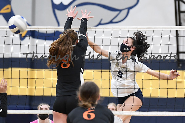 West Albany vs. Silverton HS Volleyball 3/30/21