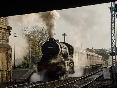 North Norfolk Railway - Thursday 16th November 2016