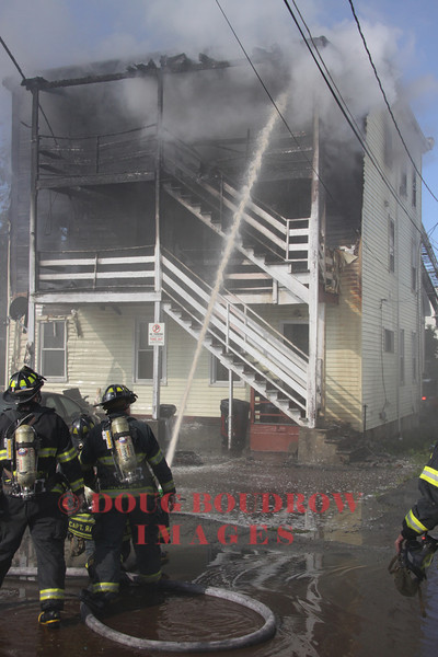 Malden, MA - 3rd Alarm, Burdett Terrace, 8-27-10