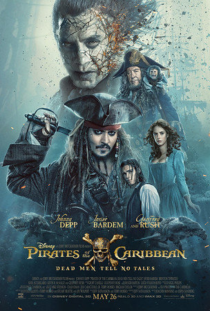 WATCH: Official trailer for PIRATES OF THE CARIBBEAN: DEAD MEN TELL NO TALES'