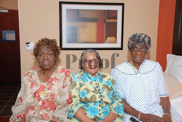 Mrs  Murray  81st birthday 2009