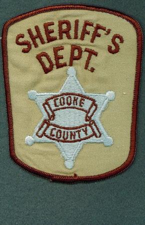 Cooke Sheriff