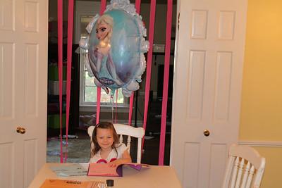 2014 Lauren 5th Birthday