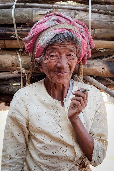 Myanmar Woman