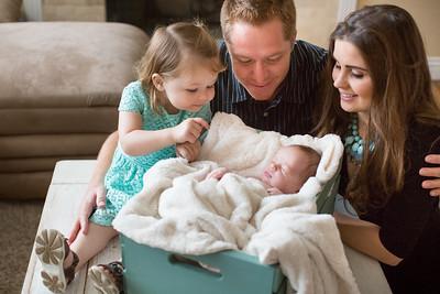 Sawyer Newborn