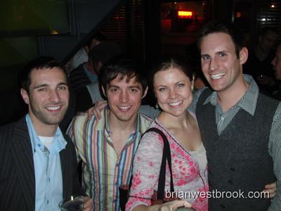 Jeff D. & Jeff L. Going Away Party (7 Nov 2009)