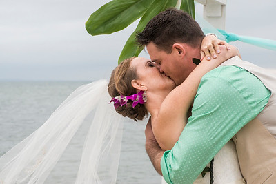 Cape Cod Beach Wedding