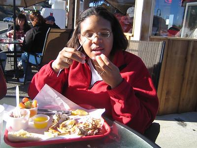 Bandon, Oregon - Thanksgiving '07