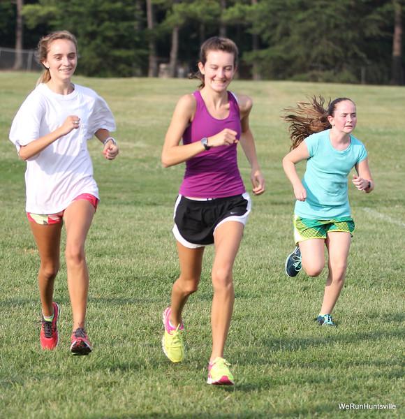 2013 Run in the Sun XC Camp
