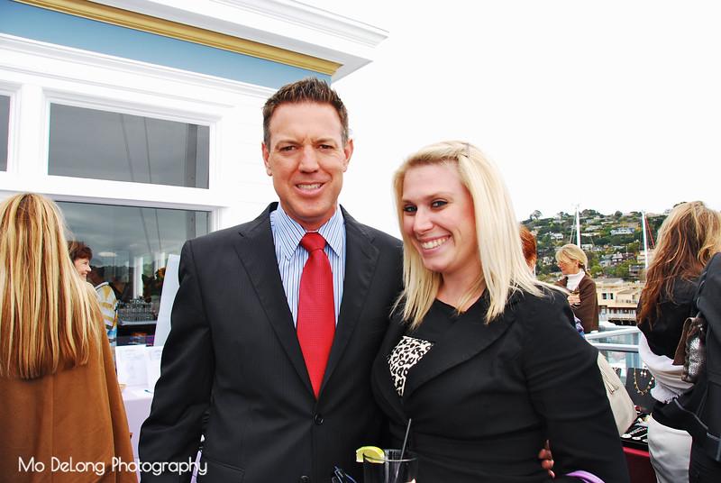 Casey Grafeld and Lauren Hughes