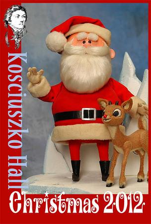Kosciuszko Hall Christmas Party 2012 - 4x6 prints