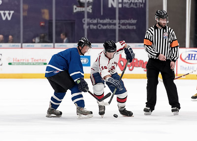 2017 - Heros Hockey Game
