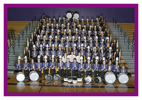 RTHS MARCHING BAND PICTURE DAY