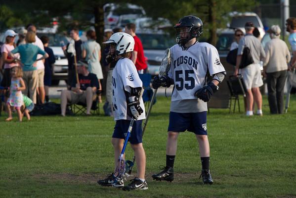 Hudson Boys 5th Grade vs Mentor