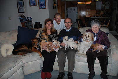 Leslie and Marks Visit