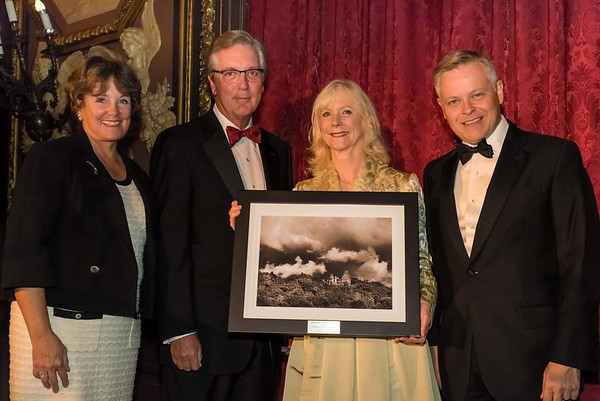 Oct 13, 2016 - 50th Anniversary Of The Saving of Olana The Frederic Church Award Gala