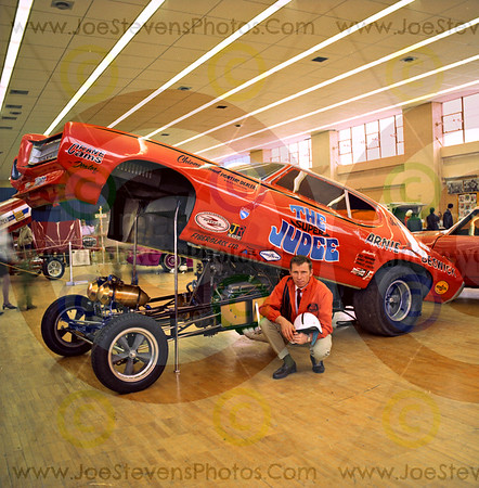 1970 Lightguard Armory Car Show with Arnie Beswick & Dick Harrell