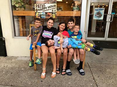 Miller Family July 2018
