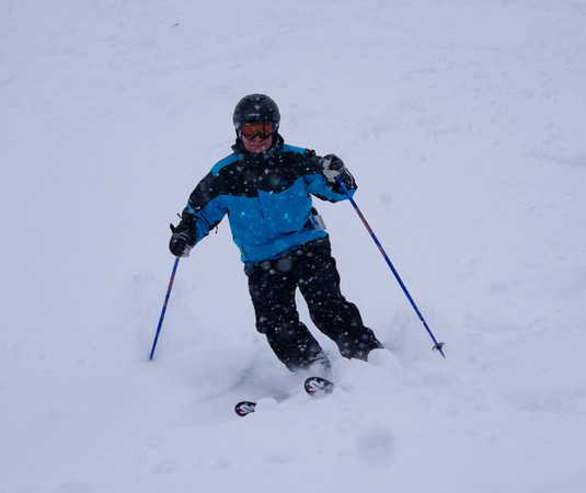 120121 Revelstoke - Powder Day