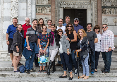 2015 Italy Day 3 - Lucca tour